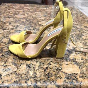 Steve Madden Shoes - Yellow Steve madden hells